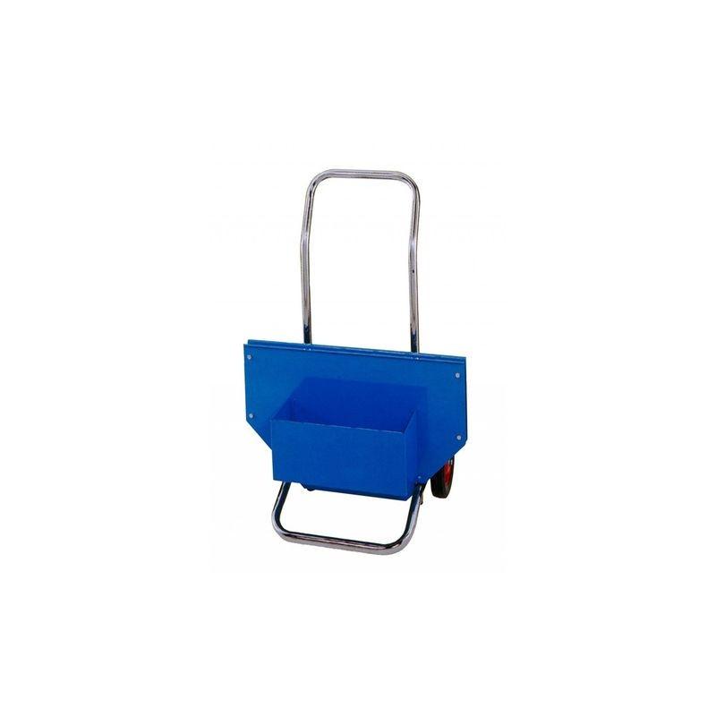 Dévidoir Robuste Acier pour Feuillard Acier Galette (RW), Accessoires cerclage - Pakup-Emballage.fr