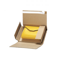 Etui postal Simple Pac fermeture adhésive