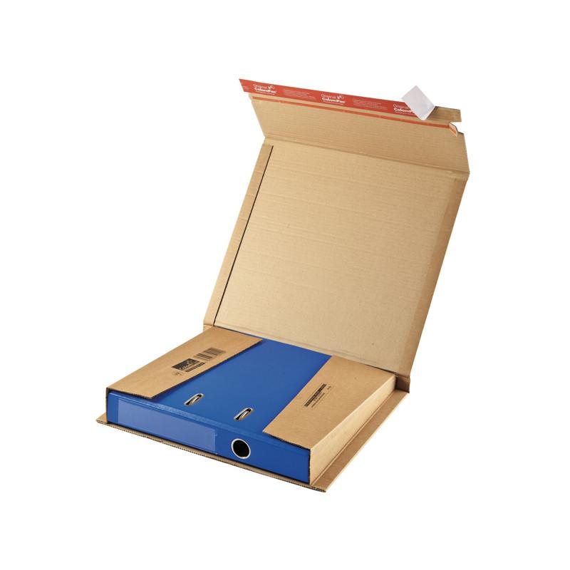 Etui postal spécial CLASSEUR fermeture adhésive ColomPac®