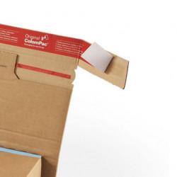 Etui postal Renfort Pac fermeture adhésive ColomPac®
