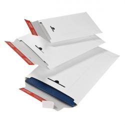 Pochette d'expédition carton compact fermeture adhésive ColomPac®