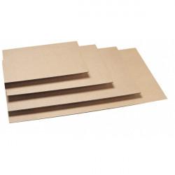 Plaque carton micro cannelure 3 mm