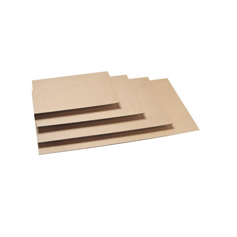 Plaque carton micro cannelure 1,5 mm