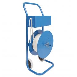 Dévidoir Multi Usage Métal pour Feuillard PP et Acier - Pakup-Emballage.fr