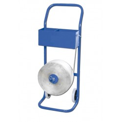 Dévidoir Multi Usage Métal pour Feuillard PP et Acier, Accessoires cerclage - Pakup-Emballage.fr