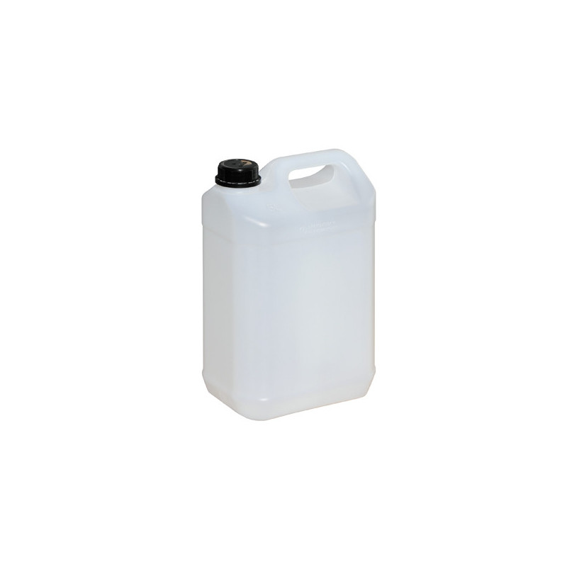 Bidon plastique naturel homologué UN