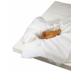 Papier mousseline blanc 20g/m²