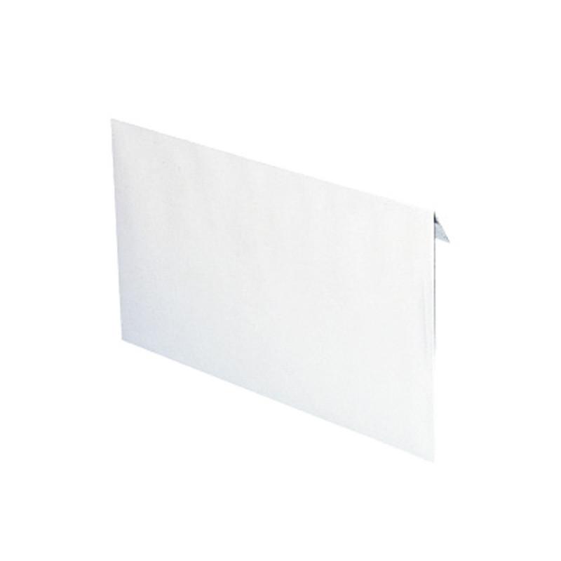 Enveloppe blanche standard sans fenetre 110 x 220 mm