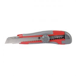 Cutter ECO blocage par molette lame de 18 mm
