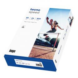 Ramette papier blanc multifonction économique tecno Speed 80g A4