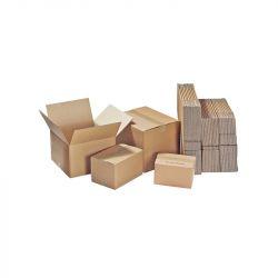 Carton Double cannelure