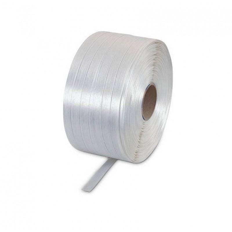 Feuillard textile Fil à fil - Pakup-Emballage.fr