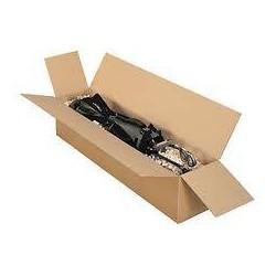 Carton carrée simple cannelure, Carton standard (caisse américaine) - Pakup-Emballage.fr