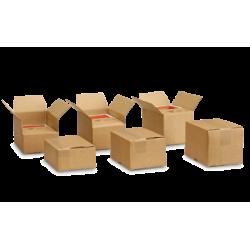 Pack de 20 Cartons à hauteur variable - Pakup-Emballage.fr