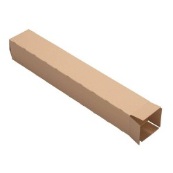 Carton carrée double cannelure, Carton standard (caisse américaine) - Pakup-Emballage.fr