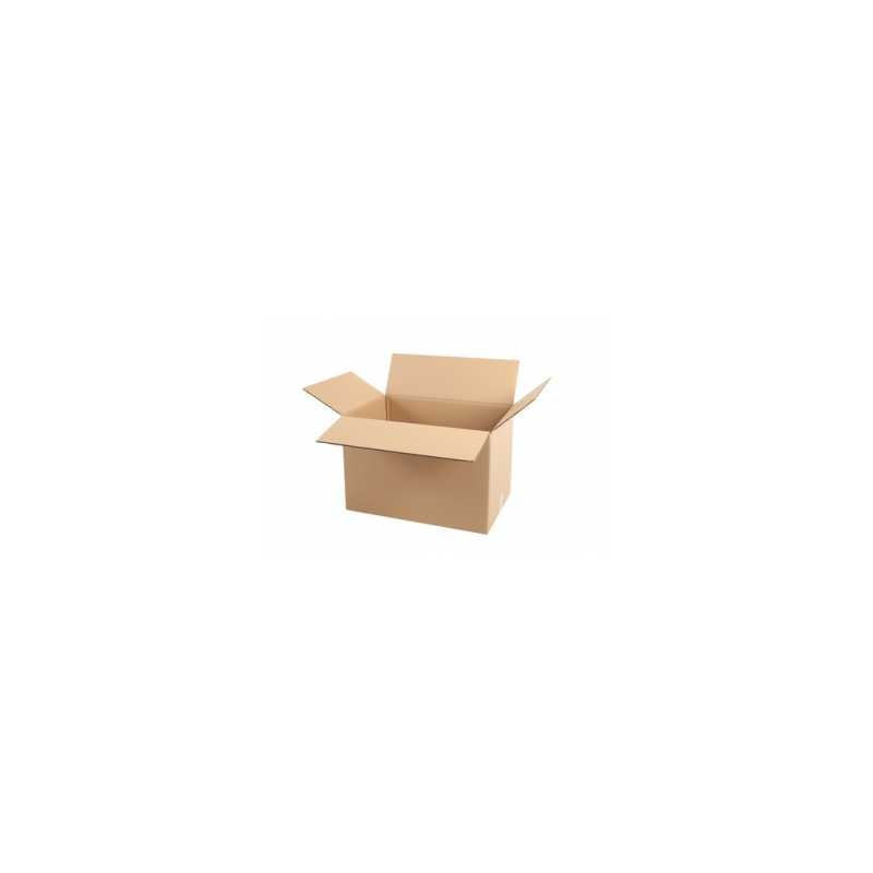 Pack de 10 Cartons Double Cannelure Havane, Pack - Pakup-Emballage.fr