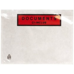Pochette Porte-Document, Pochette Porte-Document - Pakup-Emballage.fr