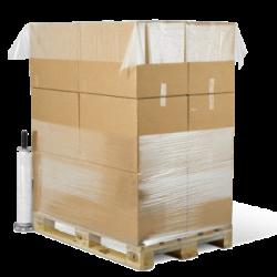 Coiffe palette format dossé - Pakup-Emballage.fr