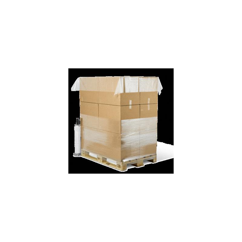 Coiffe palette format à plat, Coiffes Palettes - Pakup-Emballage.fr