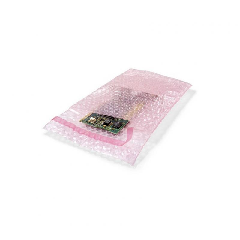 Sachet bulles antistatique à fermeture adhésive, Enveloppe Matelassée - Pakup-Emballage.fr