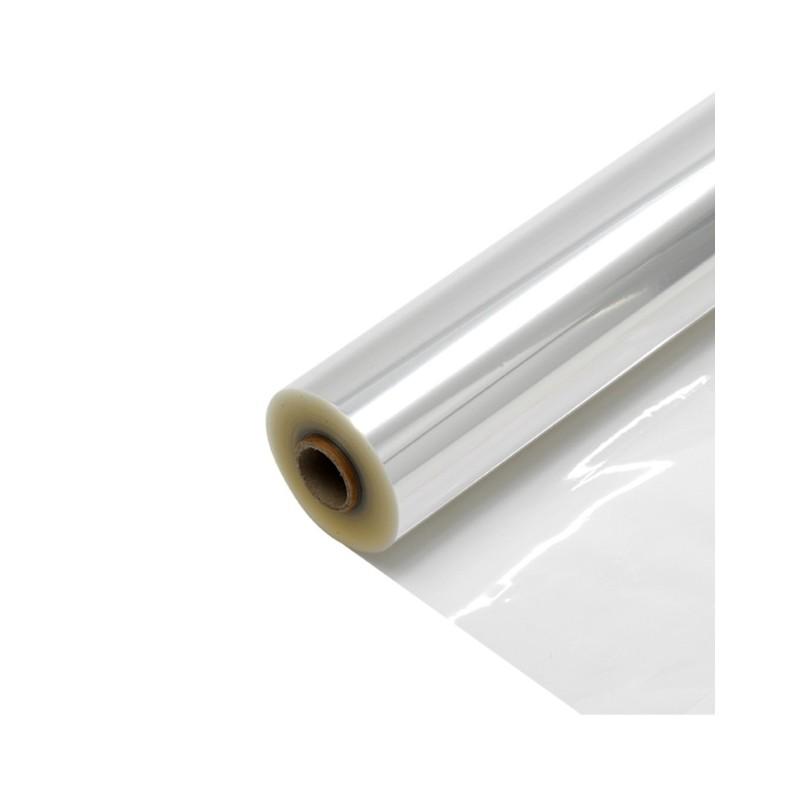 Film Polypropylène 60 cm x 120m Rouleau transparent, Film polypropylène - Pakup-Emballage.fr
