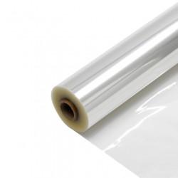 Film Polypropylène 80 cm x 120m Rouleau transparent, Film polypropylène - Pakup-Emballage.fr
