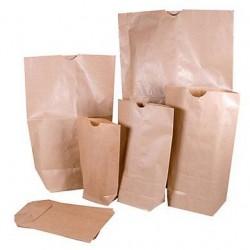 Sac kraft écorné, Sac courses - Pakup-Emballage.fr