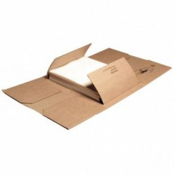 Étui non-adhésif Pacpost®, Etui carton - Pakup-Emballage.fr