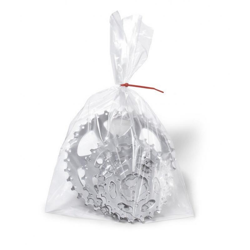 Sac plat PEBD Transparent 150µ, Sac plat - Pakup-Emballage.fr