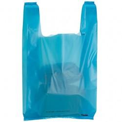 Sac bretelle 50 microns liassé, Sac courses - Pakup-Emballage.fr