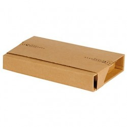 Étui renforcé avec fermeture adhésive Superpac, Etui carton - Pakup-Emballage.fr