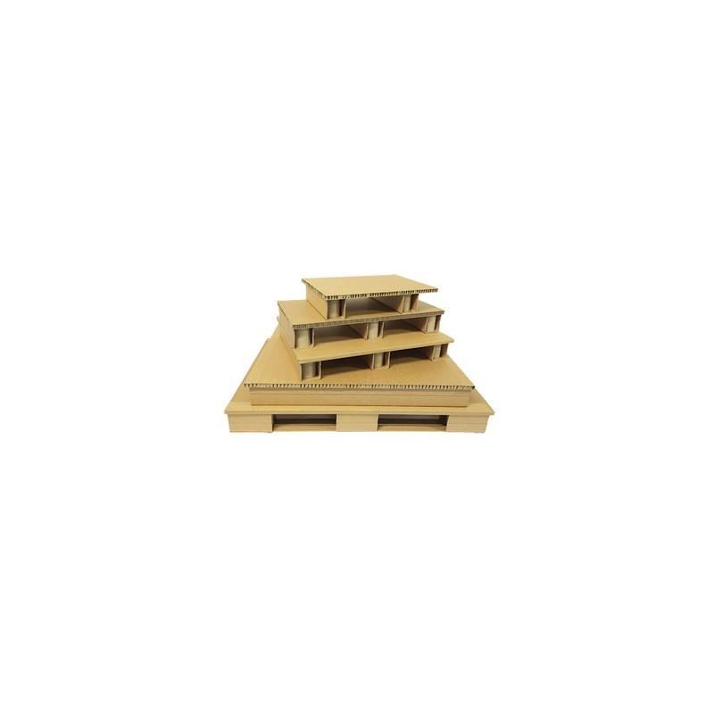 Palette carton - Pakup-Emballage.fr