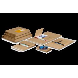 Étui standard avec fermeture adhésive Unipac® - Pakup-Emballage.fr