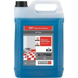 Nettoyant parfumé NP-Clean - Pakup-Emballage.fr