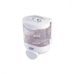 Distributeur de savon transparent - Pakup-Emballage.fr