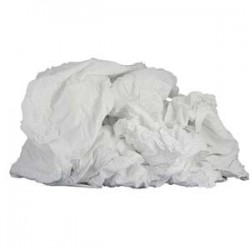 Chiffon Blanc, Essuyage Industriel - Pakup-Emballage.fr