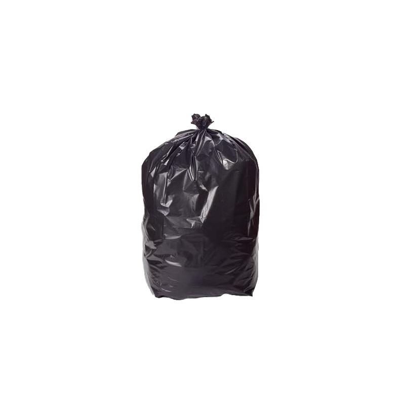 Sac poubelle noir haute résistance, Sac poubelle - Pakup-Emballage.fr