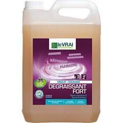Dégraissant fort sols et surfaces, très concentré - Pakup-Emballage.fr