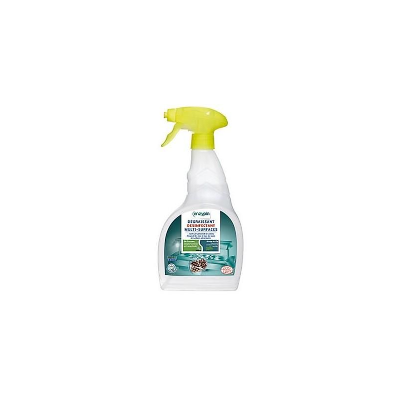 Dégraissant désinfectant concentré multi-surfaces - Pakup-Emballage.fr