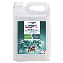 Dégraissant désinfectant concentré multi-surfaces, Produit d'entretien - Pakup-Emballage.fr