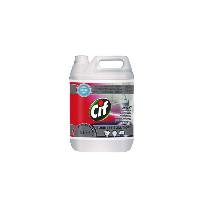 Nettoyant Sanitaire Cif Professional®, Produit d'entretien - Pakup-Emballage.fr