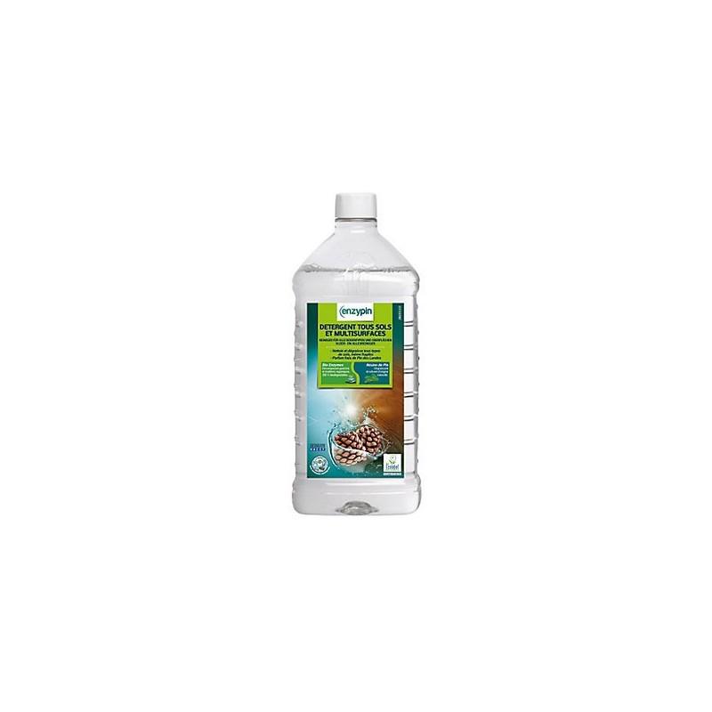 Détergent tous sols et multi-surfaces, Produit d'entretien - Pakup-Emballage.fr