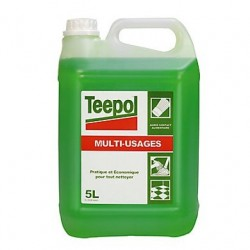 Détergent multi-usages Teepol®, Produit d'entretien - Pakup-Emballage.fr