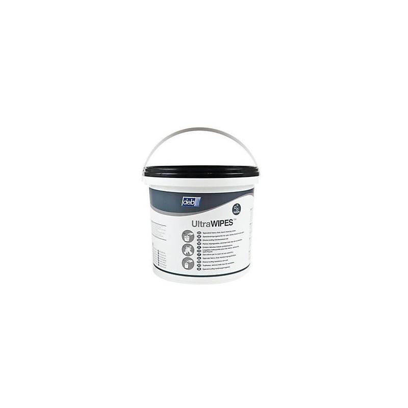 Lingettes nettoyantes, Produit d'entretien - Pakup-Emballage.fr