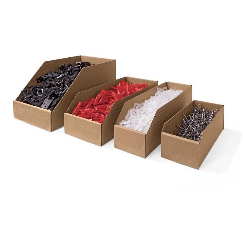 Pack de 50 Bacs de Stockage à Bec, Pack - Pakup-Emballage.fr