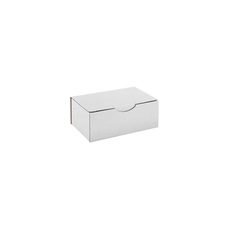Pack de 50 Boites Poste Blanche, Pack - Pakup-Emballage.fr