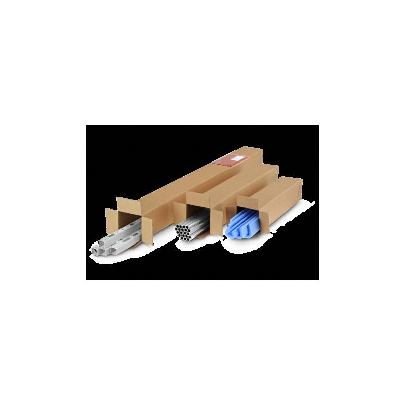 Pack de 20 Cartons Carrées simple cannelure, Pack - Pakup-Emballage.fr