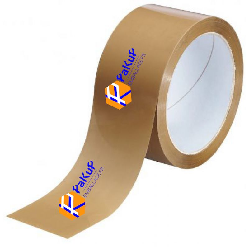 Ruban Adhésif imprimé, Adhésif imprimé - Pakup-Emballage.fr