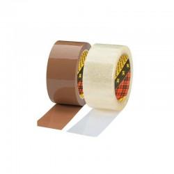 Ruban adhésif 3M Polypropylène - Pakup-Emballage.fr