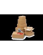 Caisse américaine - Boite de rangement carton - Pakup-Emballage.fr